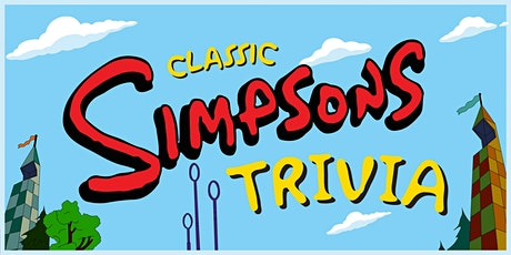 (Montreal) Classic Simpsons Trivia tickets