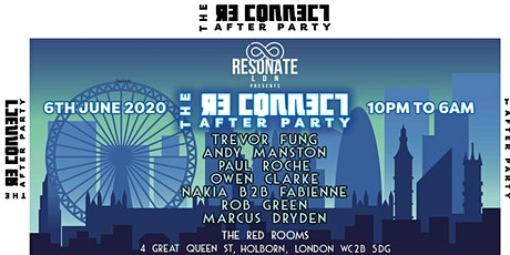 Resonate The After Party tickets