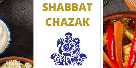 SHABBAT CHAZAK FAMILY LUNCH tickets