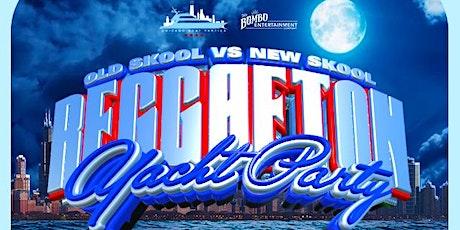 Reggeaton & Hip Hop Yacht Party! (( season opener )) tickets
