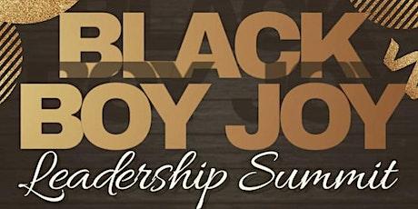 Brandon Harlin's: Black Boy Joy Leadership Summit  tickets