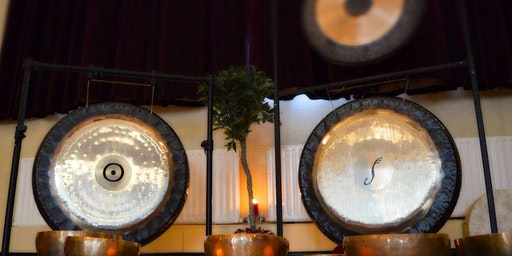 Deep Gong Immersion-2h30min session in Athlone