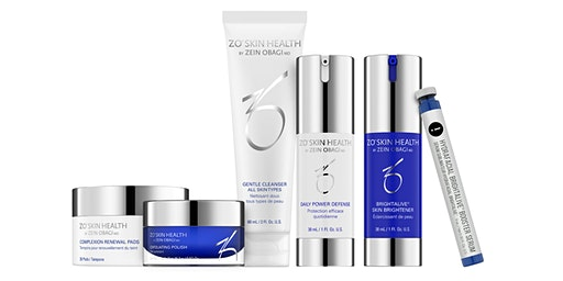 Graceful Aging with Zo Skin Health Lunch and Learn