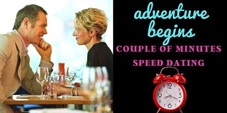 Couple of Minutes Speed Dating tickets