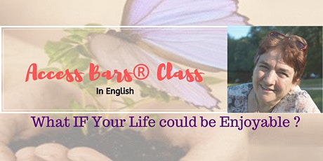 Copy of ACCESS BARS ® CLASS IN ENGLISH  in TALLINN tickets