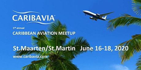 5th annual Caribbean Aviation Meetup conference - CARIBAVIA tickets