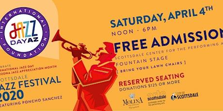 Scottsdale Jazz Fest POSTPONED UNTIL OCT tickets