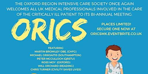 ORICS Spring 2020