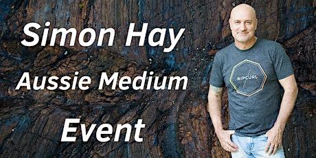 Aussie Medium, Simon Hay at Romano's Hotel in Wagga Wagga tickets