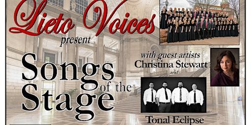 Lieto Voices Spring Concert at SunRiver