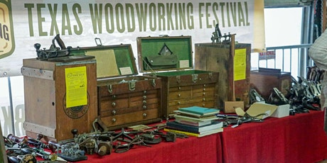 Texas Woodworking Festival tickets