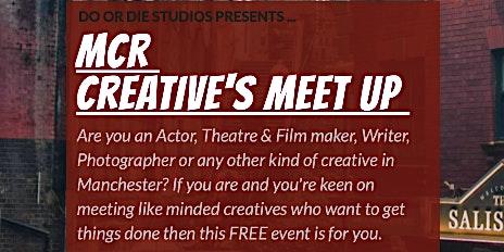 MCR Creative's Meet up