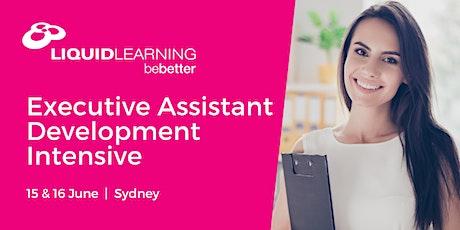 Executive Assistant Development Intensive Sydney tickets