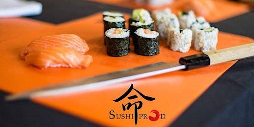 Atelier sushi de niveau avancé