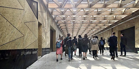 MSA Friday Lecture Series 2020 Architect(ure) on Thresholds / in Transition tickets