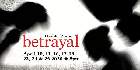 Betrayal by Harold Pinter tickets