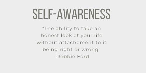 EQ & Self-Awareness workshop