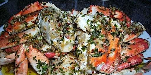 Carolyn's Creole Kitchen's 2nd Hot Garlic Crab Weekend  -FEB 22 & 23RD