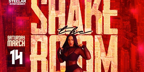 Shake The Room tickets