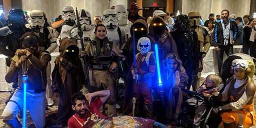 Star Wars FREE Event March 6th-8th: Houston