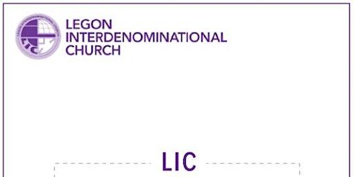 LIC Discipleship Capacity Building Workshop 2020