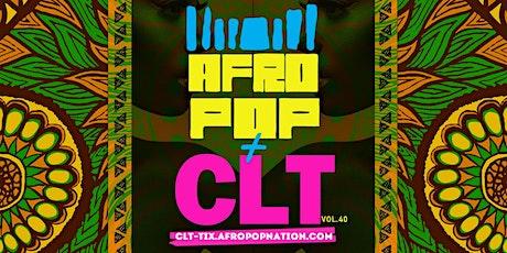 AfroPop! Charlotte, Vol.40: Final Tournament Edition! tickets