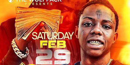JackBoy NoCrowdControl Saturday Feb. 29 Everybody Free ALL NIght RSVP
