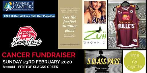 Fitstop Slacks Creek Cancer Fundraiser