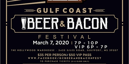 Gulf Coast Beer and Bacon Festival