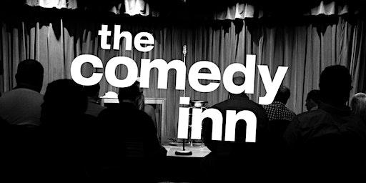 Comedy Inn Presents (Fri. 8pm)