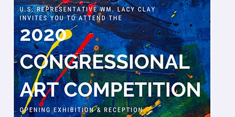 2020 Congressional Art Competition Opening Exhibition & Reception tickets
