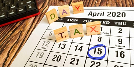 报税及税务规划讲座 tickets