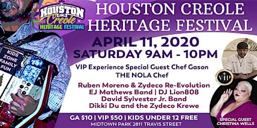 7th Annual Houston Creole Heritage Festival 2020
