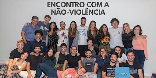 V Encontro com a Não-Violência, em SP - com Marcelo Justo