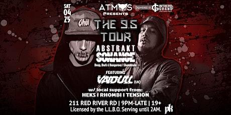 Abstrakt Sonance ft. Vandull w/ local support at Atmos tickets