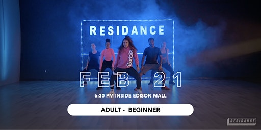 02/21 Urban Dance Class | Adult - Beginner | By RESIDANCE
