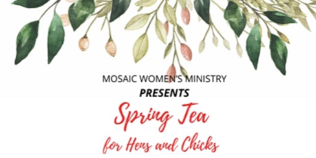 Spring Tea for Hens and Chicks tickets
