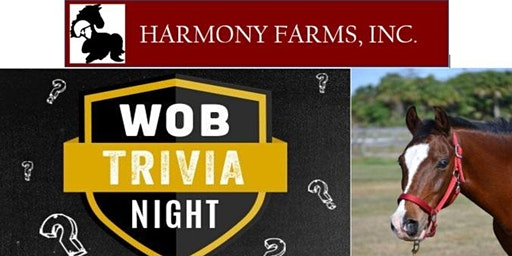 World of Beer Trivia night to benefit Harmony Farms