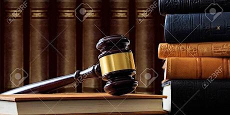 2020 Judicial Candidate Forum tickets
