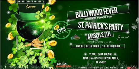 Bollywood Fever |  St. Patrick's Party tickets