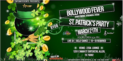 Bollywood Fever |  St. Patrick's Party