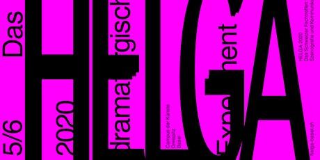 HELGA 2020 - Das dramaturgische Experiment Tickets