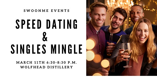 Singles Mingle & A New Speed Dating Experience at Wolfhead Distillery