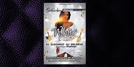 White Edition tickets