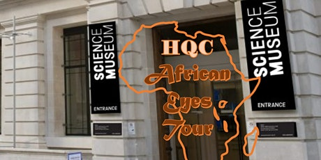 Science is our Religion! An 'African Eyes' Tour of the Science Museum tickets