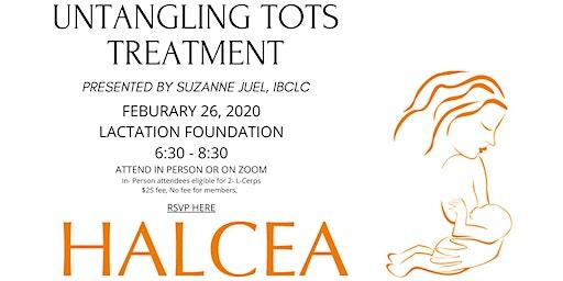 HALCEA February Meeting: Untangling TOTS Presentation