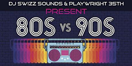 80's VS 90's Music Video Night tickets