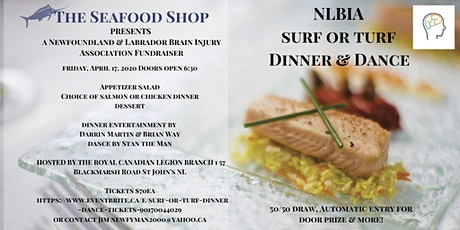 The Seafood Shop Presents NLBIA Surf or Turf Dinner & Dance tickets
