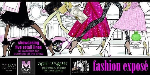 Fashion Expose - Red Deer Womens Show