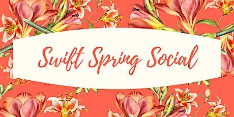 Swift Spring Social tickets